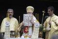 Church sanctification Royalty Free Stock Photo