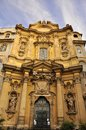 Church Santa Maria Maddalena in Campo Marzio Royalty Free Stock Photo