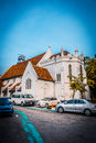 Church of santa maria in malaysia Stock Images