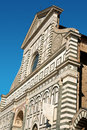 Church of Santa Maria Novella in Florence Stock Photography