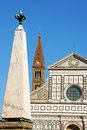 Church of Santa Maria Novella, Florence Stock Photography