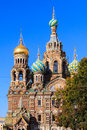 Church of the savior on blood st petersburg one s main landmarks Stock Images