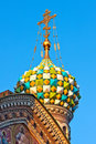 The Church of the Savior on Spilled Blood Royalty Free Stock Photo