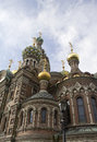 Church savior spilled blood one main sights st petersburg russia Stock Images