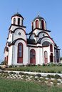 Church in Serbia Royalty Free Stock Photo