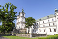Church on Skalka,  Pauline Fathers Monastery, Krakow, Poland. Royalty Free Stock Photo