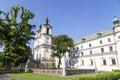 Church on Skalka, Pauline Fathers Monastery, Krakow, Poland. Royalty Free Stock Photo