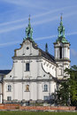 Church on Skalka,  Pauline Fathers Monastery, Krakow, Poland Royalty Free Stock Photo