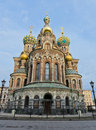 Church of spilled blood cathedral the resurrection christ or the savior on st petersburg russia Stock Photography