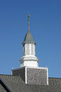 Church Spire Royalty Free Stock Photography