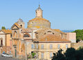 Church of SS. Martiri. Tuscania. Lazio. Italy. Stock Photos