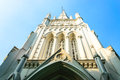 Church st andrews cathedral diocesan in singapore Stock Photography