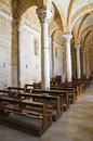 Church of st benedetto brindisi puglia italy perspective the Stock Image