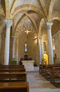 Church of st benedetto brindisi puglia italy perspective the Stock Photography
