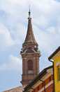 Church of St. Biagio. Cento. Emilia-Romagna. Italy. Royalty Free Stock Images