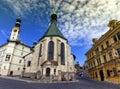 Church of St. Catherine, Banska Stiavnica, Slovakia