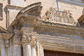 Church of st domenico castellaneta puglia italy Stock Image
