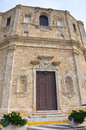 Church of St. Domenico. Gallipoli. Puglia. Italy. Stock Photo