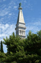 Church of st eufemia euphemia rovinj croatia Stock Photos