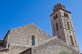 Church of St. Francesco. Tarquinia. Lazio. Italy. Royalty Free Stock Photo