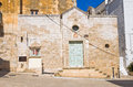 Church of st giovanni monopoli puglia italy perspective the Stock Photo