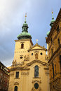 Church Of St. Havel In Prague,...
