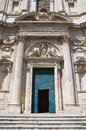 Church of St. Irene. Lecce. Puglia. Italy. Stock Photos