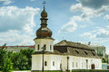 Church of st john divine refectory with in kiev ukraine Stock Photo