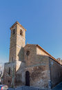 Church of st juvenal orvieto italy san giovenale first cathedral Stock Photography