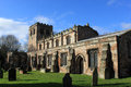 Church of St Lawrence, Appleby in Westmorland Royalty Free Stock Photo