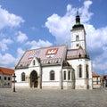 Church St Marks  Zagreb