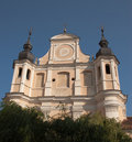 Church of St. Michael in Vilnius Stock Photos