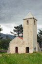 Church of St. Peter, Starigrad - Paklenica, Croati Royalty Free Stock Image