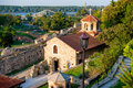 Church of St Petka at Kalemegdan fortress. Belgrade, Serbia Royalty Free Stock Photo