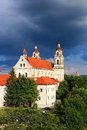 Church Of St. Raphael, Vilnius...