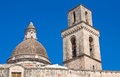 Church of st vincenzo monopoli puglia italy Stock Images