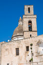 Church of st vincenzo monopoli puglia italy Royalty Free Stock Photography