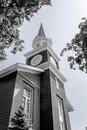 Church Steeple 3 Stock Photography