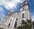 Church Of Suyapa, Honduras.