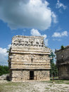 The Church Temple Chichen Itza Mexico Royalty Free Stock Photography