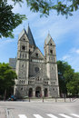 Church Temple Neuf Metz Royalty Free Stock Image
