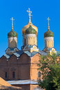 Church of the Theotokos of the Sign, Royalty Free Stock Images