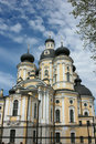 Church to Russia Royalty Free Stock Image