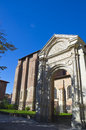 Church in toulouse france old Royalty Free Stock Photo