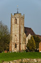 Church Tower Royalty Free Stock Photography
