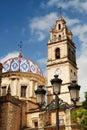 Church, Valencia Royalty Free Stock Photo