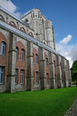 Church in Veere Royalty Free Stock Images