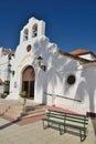 Church in Velez-Malaga Royalty Free Stock Image