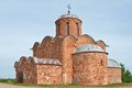 Church,Veliky Novgorod, Russia Royalty Free Stock Image
