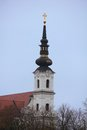 Church in vukovar of st filip and jakov Royalty Free Stock Image